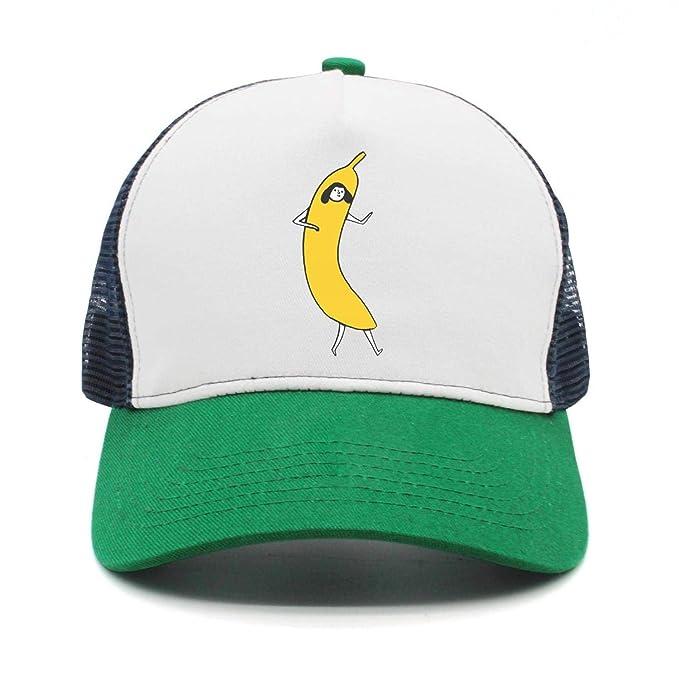 lsawdas Banana Cute Girl I m Thin Tall Snapback Hats Visor Hats at ... 85923e4414f