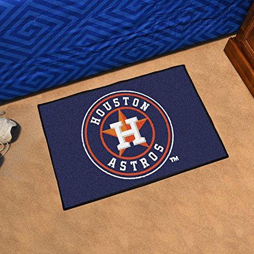 Houston Astros Floor Rug - Starter Floor Mat - Houston Astros