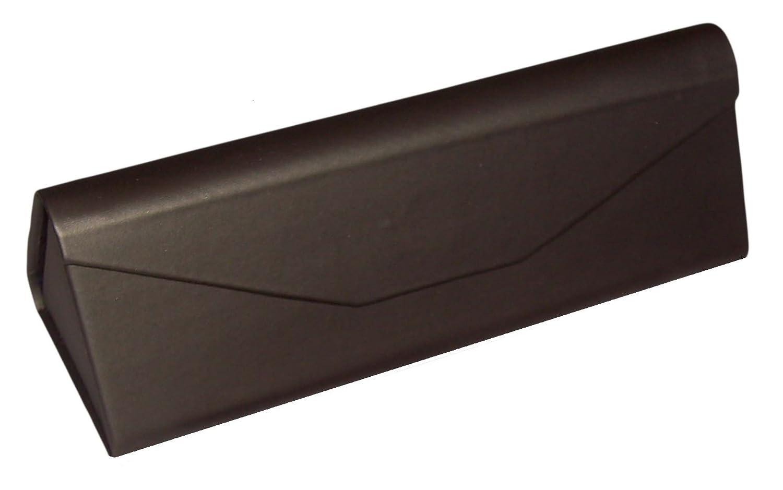 Brillenetui Faltetui Triangle Kork Titanoptik Faltbar