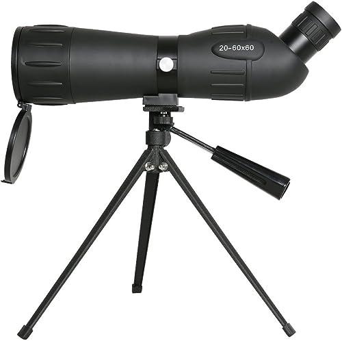 Gskyer 20-60×60 Spotting Scope Bird Watching Target Shooting Monocular Telescope