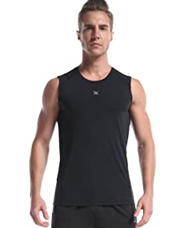 289227593b918 Cody Lundin Men s Sport Vest Quick Dry Tight Vest Male Tank Top Sleeveless  Shirt for Man