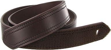 Black Weave Extra Gould /& Goodrich B55 Velcro Lined Belt