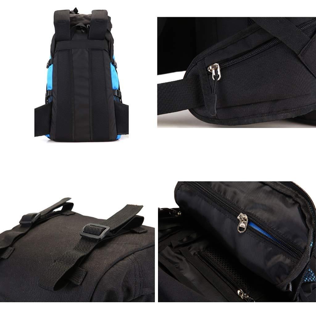 MDBLYJ Outdoor-Rucksack für Rucksäcke mit großem großem großem Fassungsvermögen (Farbe   D, größe   60l) B07P8GHTT8 Wanderruckscke Neue Produkte im Jahr 2018 6dbe45