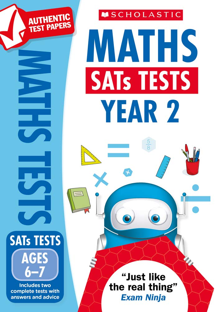 KS1 Maths SATs Practice Papers for the 2020 test: Year 2 ...