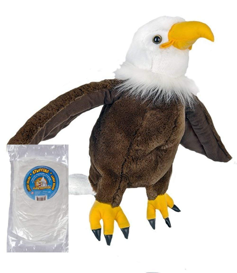 Amazon com: Stuff Your Own 16 inch No Sew Animal Kit - Liberty The