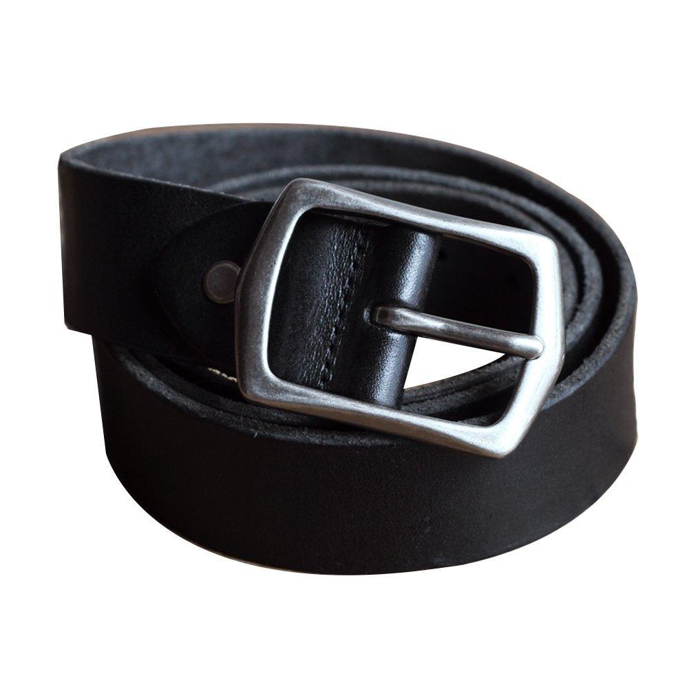 Genda 2Archer Mens Vintage 1.45inch Wide Genuine Leather Utility Uniform Work Belt
