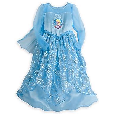 Frozen long dress