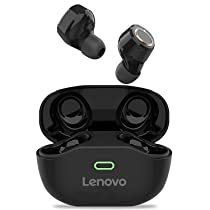 Lenovo X18 True Wireless Earbuds Bluetooth V5.0, Up to 24hrs Play Time, IPX4, Button Control