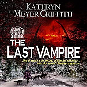 The Last Vampire Audiobook