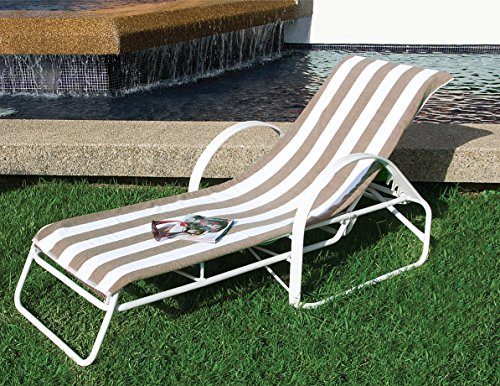 4 get 1 free chaise lounge towel striped blue white for Black friday chaise lounge