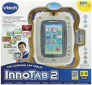 VTech InnoTab 2 Kids Tablet, Blue