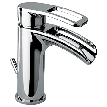 Glacier Bay Kiso Single Hole 1 Handle Low Arc Bathroom Faucet In Chrome Part 80