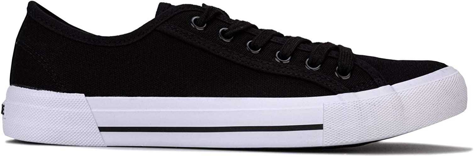 NICCE Mens Mens Kansas Low Trainers in