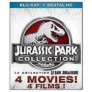 Amazon #DealOfTheDay: Jurassic Park 1-4 Collection