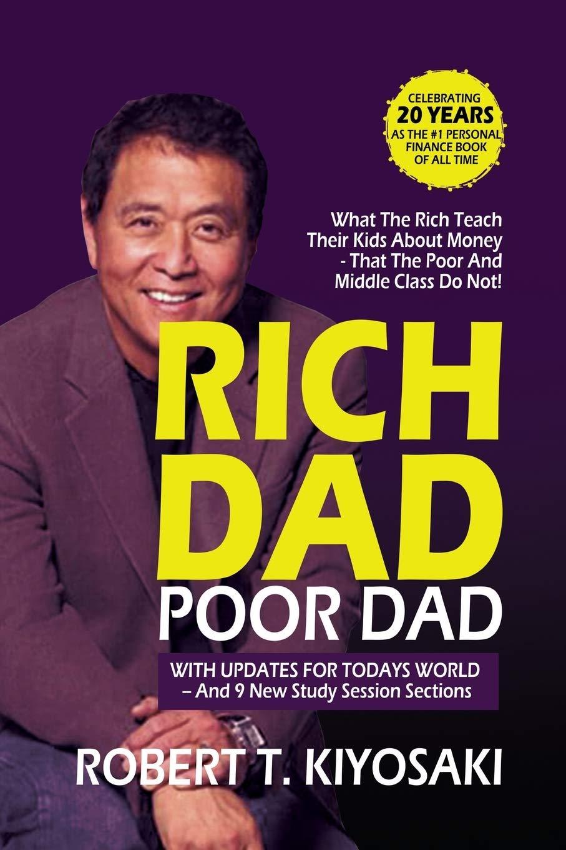 Père Riche, Père Pauvre - Robert Kiyozaki