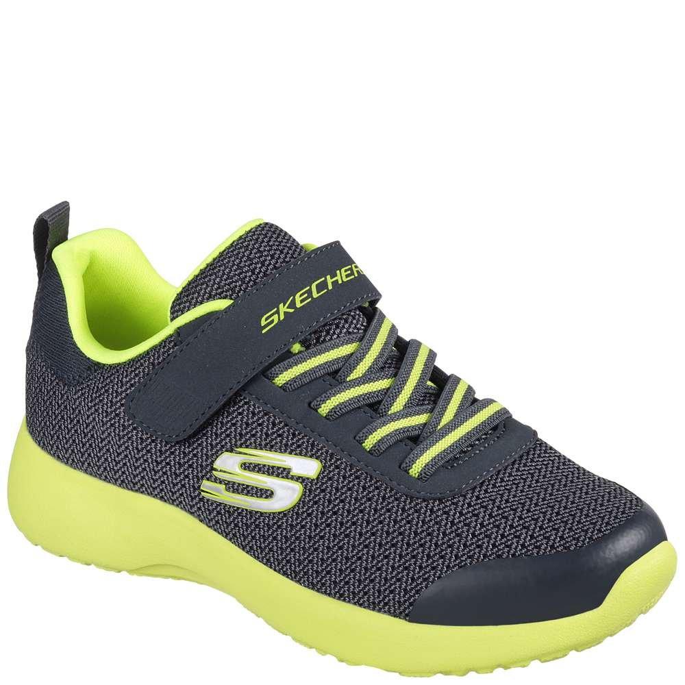 Skechers Kid's Dynamight Ultra Torque Boys Cross Training Shoes Slate Grey 10.5 Medium US Little Kid
