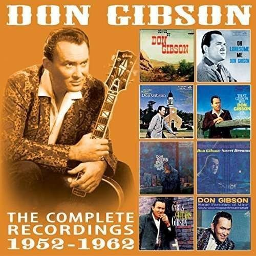 Top 10 don gibson cds