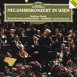 New Year's Concert in Vienna - Karajan / Battle