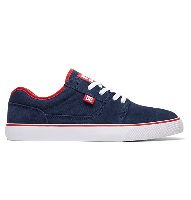 DC Shoes Tonik Sneakers Skateboardschuhe Herren Navyblau/Rot