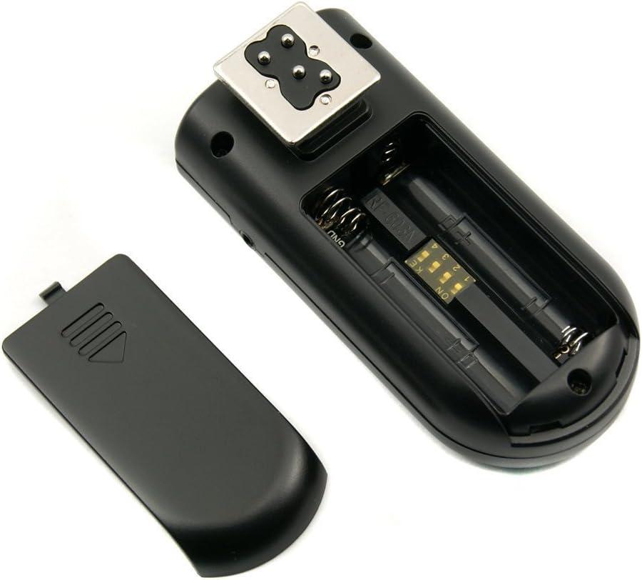 Yongnuo RF-603N II Wireless Remote Flash Trigger N3 for Nikon D90 D600 D3000 ...