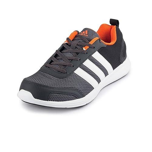 Buy Adidas Men's Dark Grey and Black Astrolite m Running Shoes at ...
