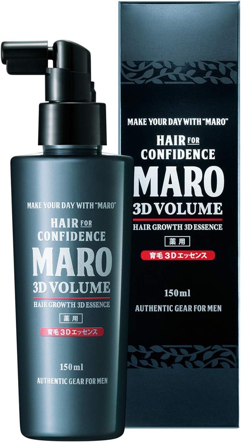 MARO 薬用 育毛 3Dエッセンス