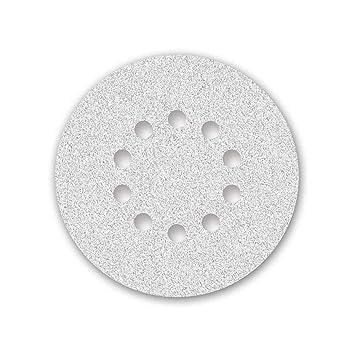 10 MENZER Klett-Schleifscheiben Trockenbauschleifer 225 mm 10-Loch K16-36