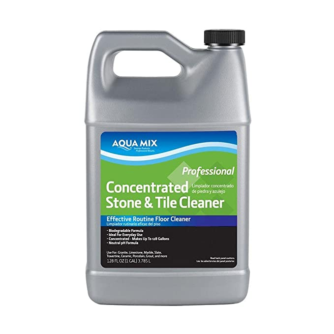 Amazon Aqua Mix Concentrated Stone And Tile Effective Routine