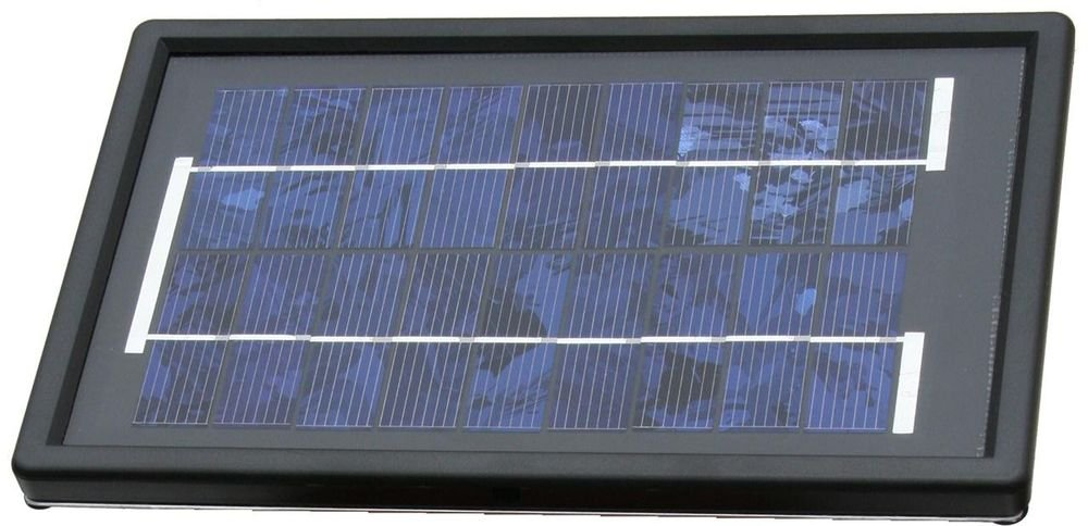 Parker Mccrory Mfg Company #920 6 Volt Replacement Solar Panel by Parker Mccrory Mfg.Co.