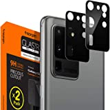 Spigen Camera lens Screen Protector [Glas.tR Optik] Tempered Glass designed for Galaxy S20 Ultra / S20 Ultra 5G - 2 Pack