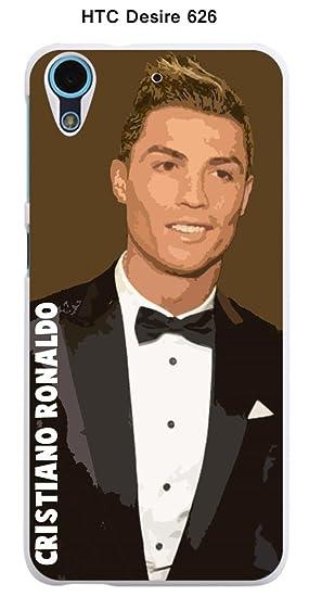 Onozo Carcasa Ronaldo para HTC Desire 626: Amazon.es: Electrónica