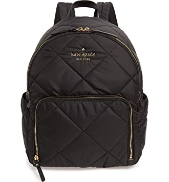 ac9491880e Image Unavailable. Image not available for. Color: Kate Spade New York Watson  Lane Quilted Hartley Baby Backpack