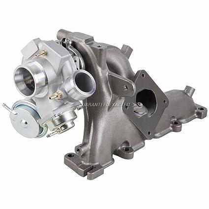 Amazon com: Turbo Turbocharger w/Oil Line For Chrysler PT Cruiser GT