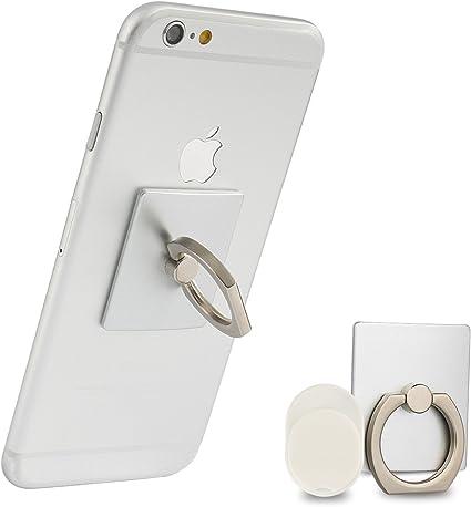 Incutex anillo soporte móvil smartphone soporte dedo móbil ...