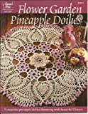 Flower Garden Pineapple Doilies, Annie's Attic, 1596350253
