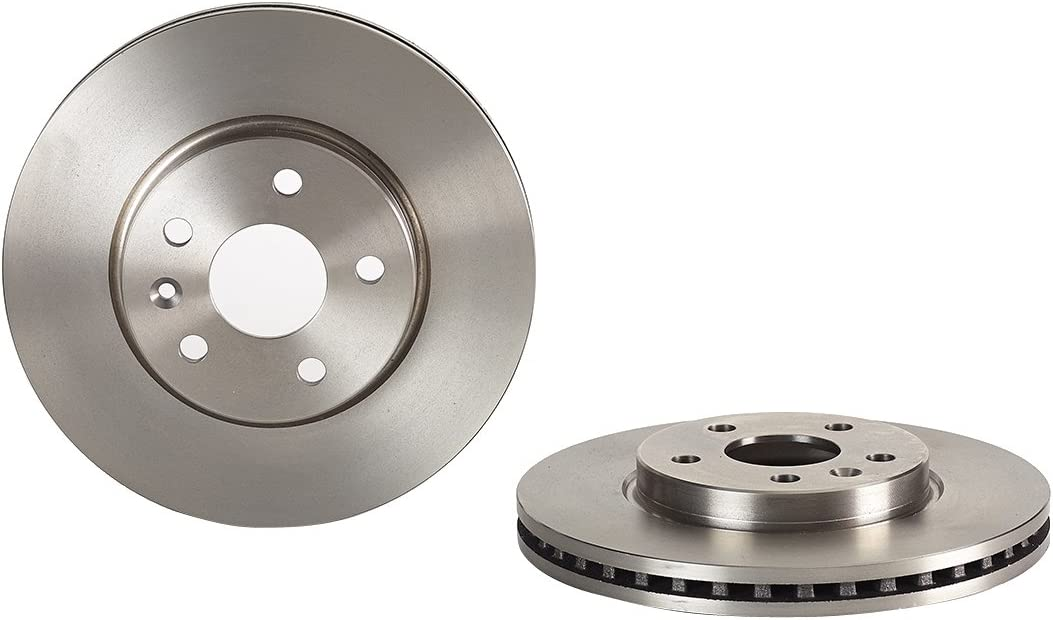 Set of 2 Brembo 09.B355.10 Front Brake Disc