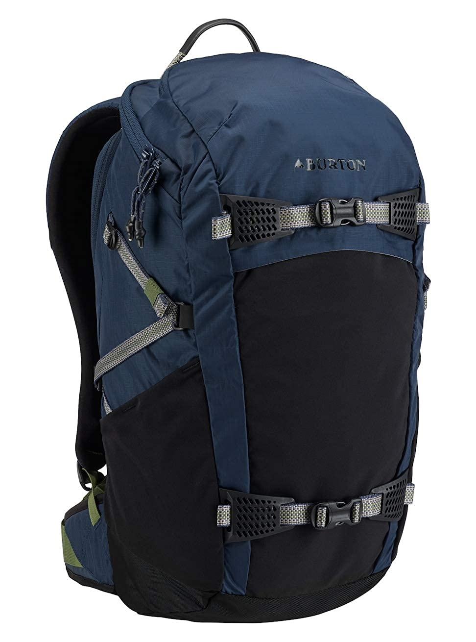 Burton Day Hiker 31l Snow Backpack Mood Indigo Rip Cordura 51 x 28 x 16 cm BRRS5|#Burton 17292104414