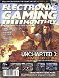 Electronic Gaming Monthly Magazine (May 2011 - Cover: Uncharted 3: Drake's Deception)