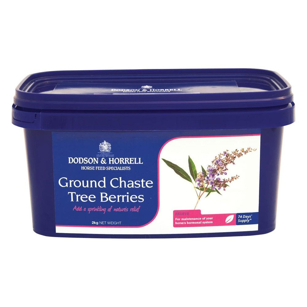 Dodson & Horrell Chaste Tree Berries, 2 kg 07DHCB2