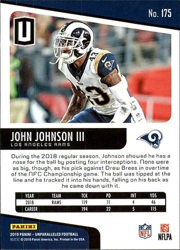 Amazon.com: 2019 Unparalleled Football #175 John Johnson III ...
