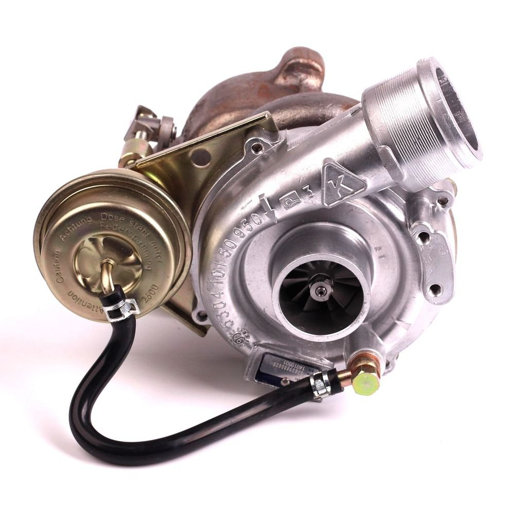 Polished K03 KO3 Replacement Premium Turbocharger Turbo 1.8L For VW Volkswagen Passat Audi A4 blackhorseracing