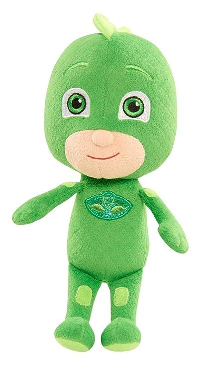 amazon com pj masks just play bean gekko toy toys games