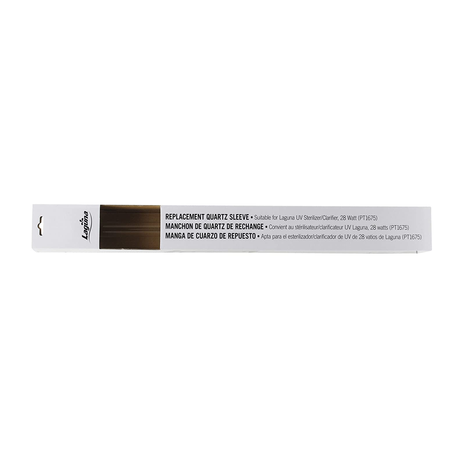 Replacement Quartz SleeveLaguna UV Sterilizer/Clarifier 2000 ( PT1677 - 1