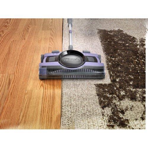 Shark 13in Inch Rechargeable (V2950) Lightweight Cordless Floor & Carpet Sweeper (Renewed) by SharkNinja (Image #4)