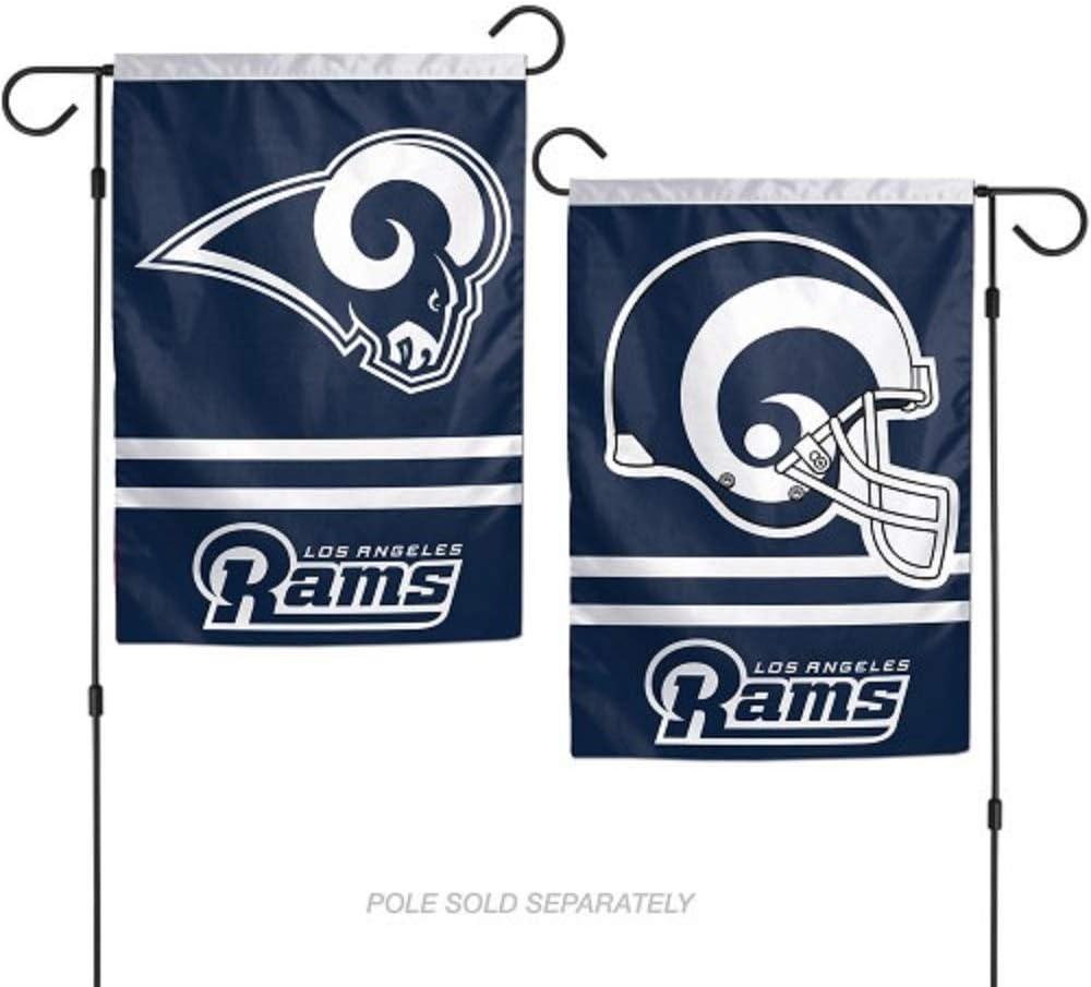 Louis Rams 11x15 Garden Flag St