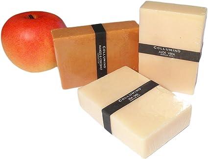 Selección Pack de jabones de spa aromáticos con aceites esenciales, tamaño grande, 150 g, de Collumino: Amazon.es: Belleza
