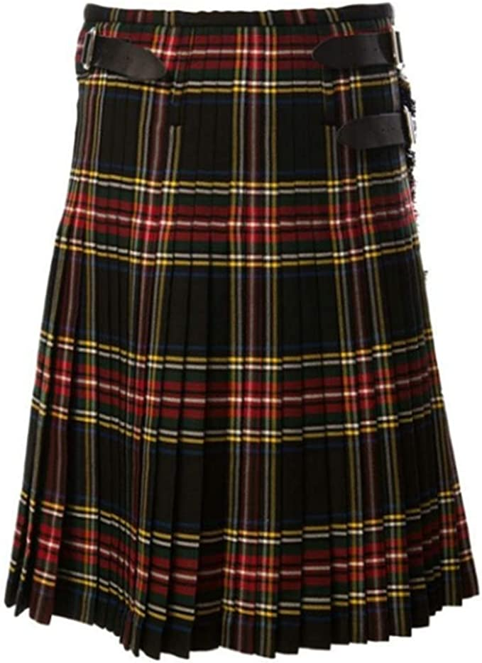 Kilt - Falda para hombre escocesa, estilo retro, tradicional ...