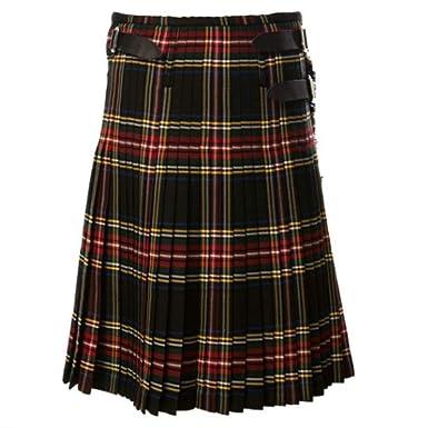 Dihope, - Falda Escocesa para Hombre, Estilo Vintage, Falda de ...