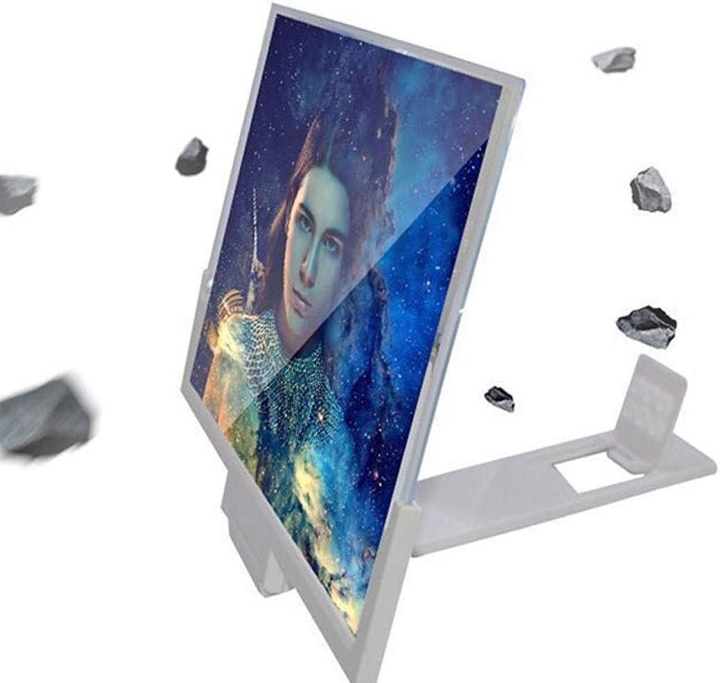 UCYG 3D Pantalla del teléfono móvil del Amplificador, HD Lupa ...
