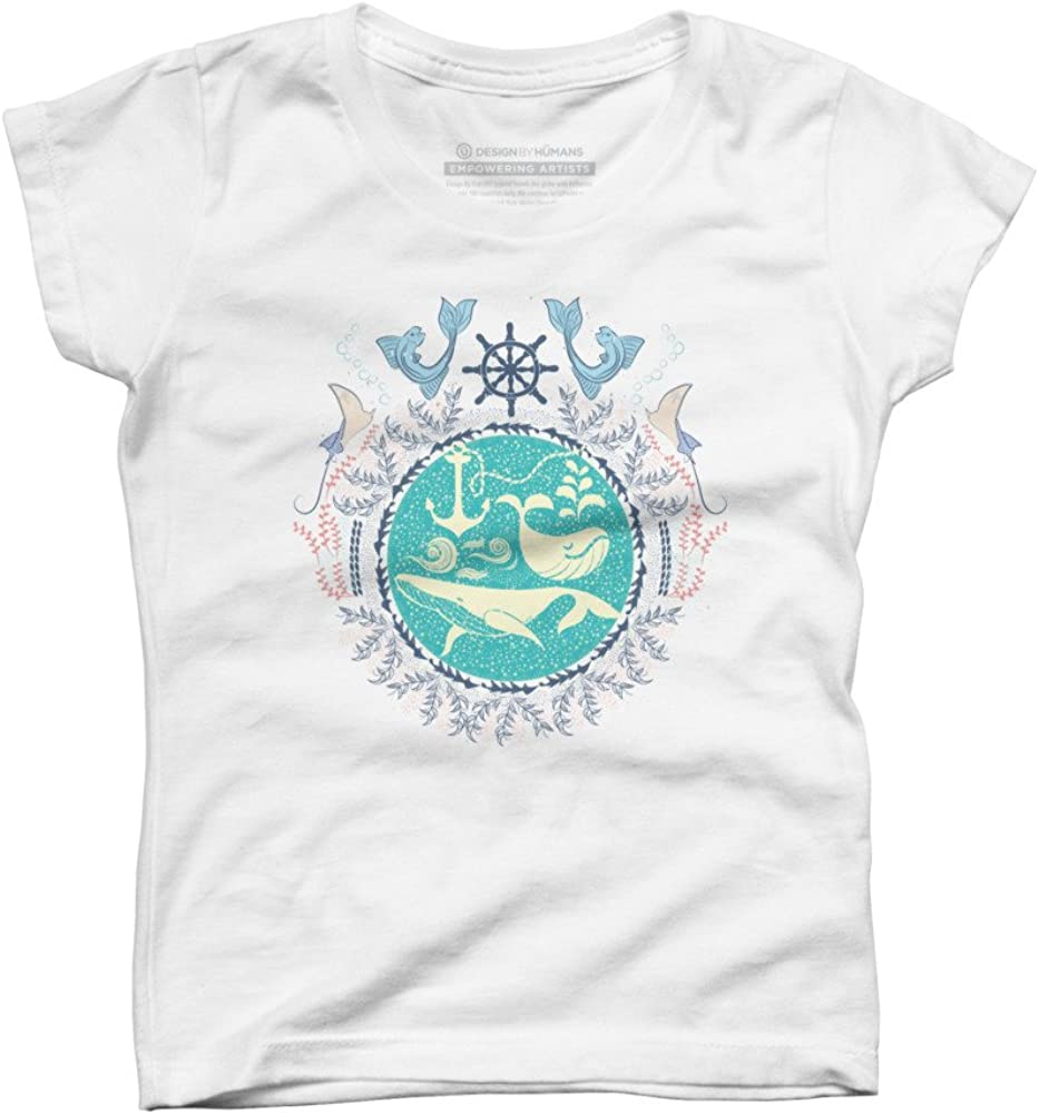 Design By Humans The Paradise Girls Youth Graphic T Shirt